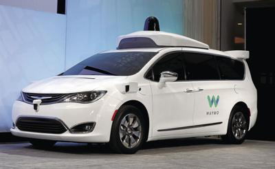 Behind the Wheel Self-Driving Cars