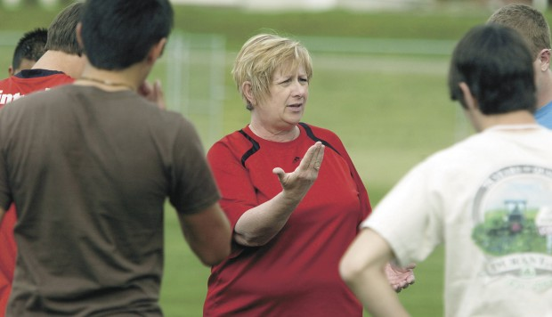 Davenport West boys soccer coach