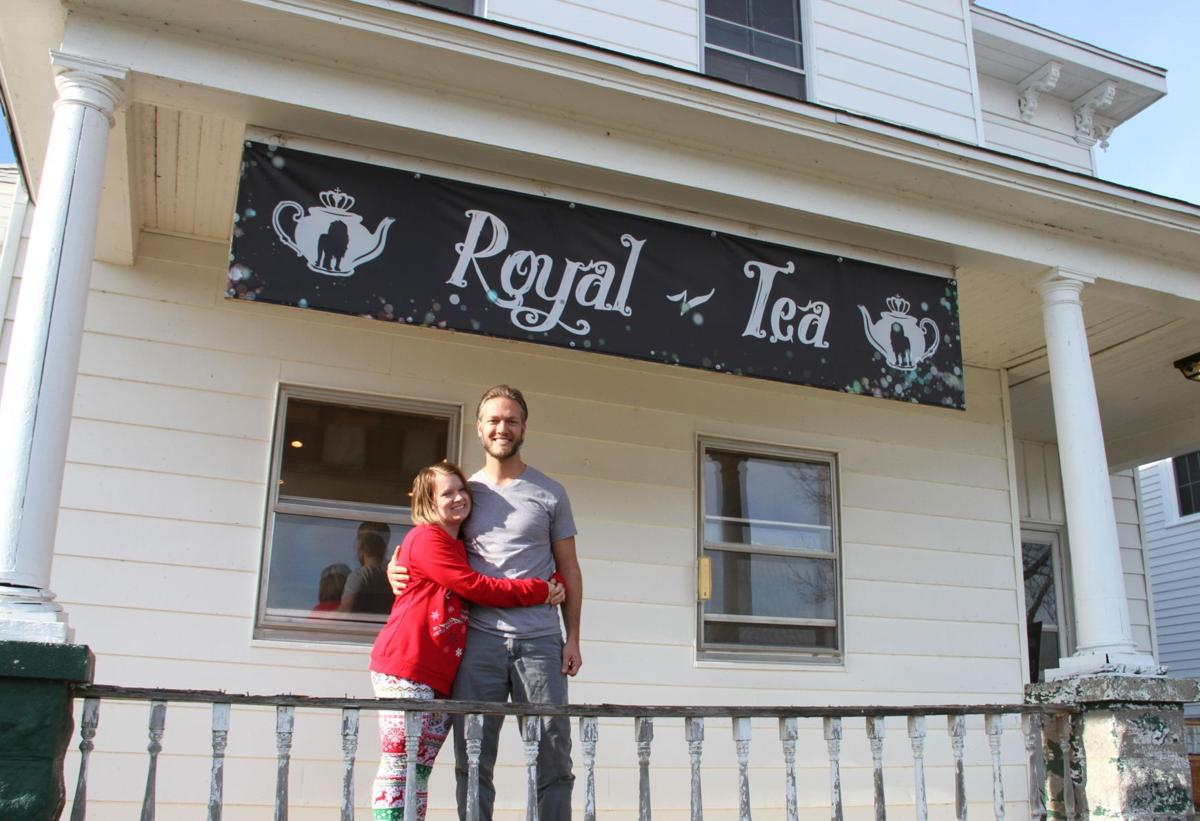 Royal Tea in LeClaire