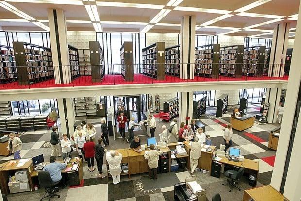 Davenport Public Main Library Renovation