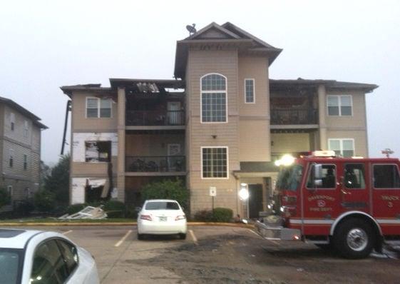 Fire heavily damages Davenport apartment complex | Local