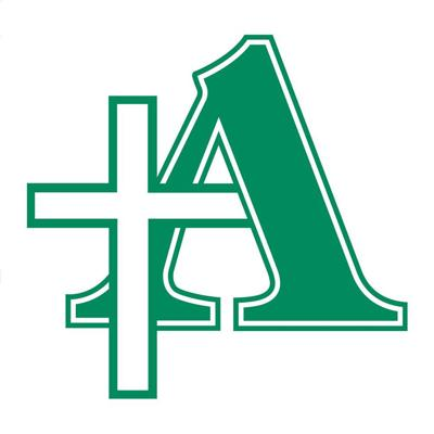 Alleman High School logo