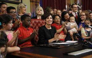 Planned Parenthood and others to challenge Iowa's 'heartbeat' abortion ban