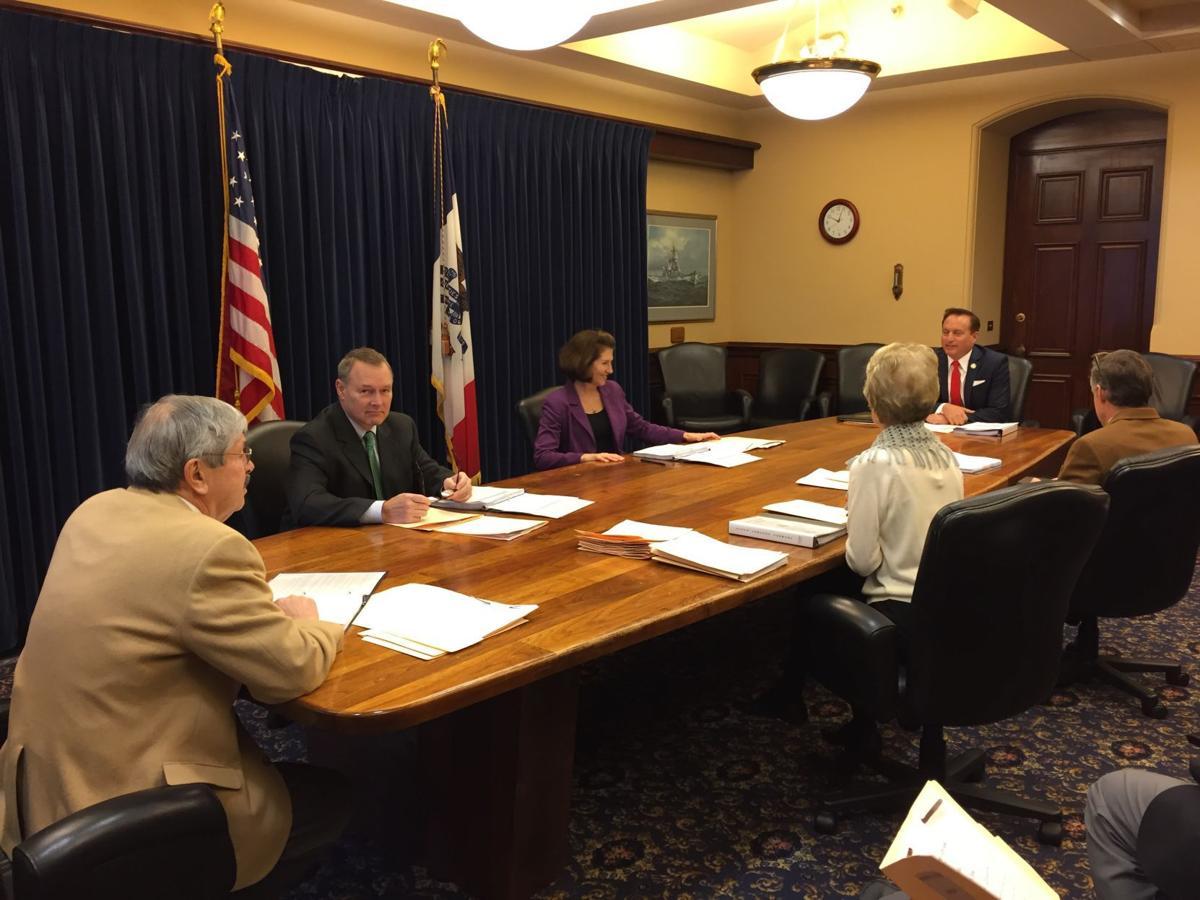 Iowa Executive Council