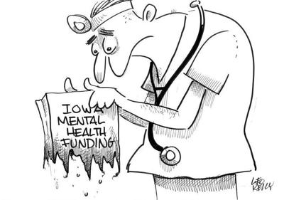 Editorial: Mental health care requires state cash