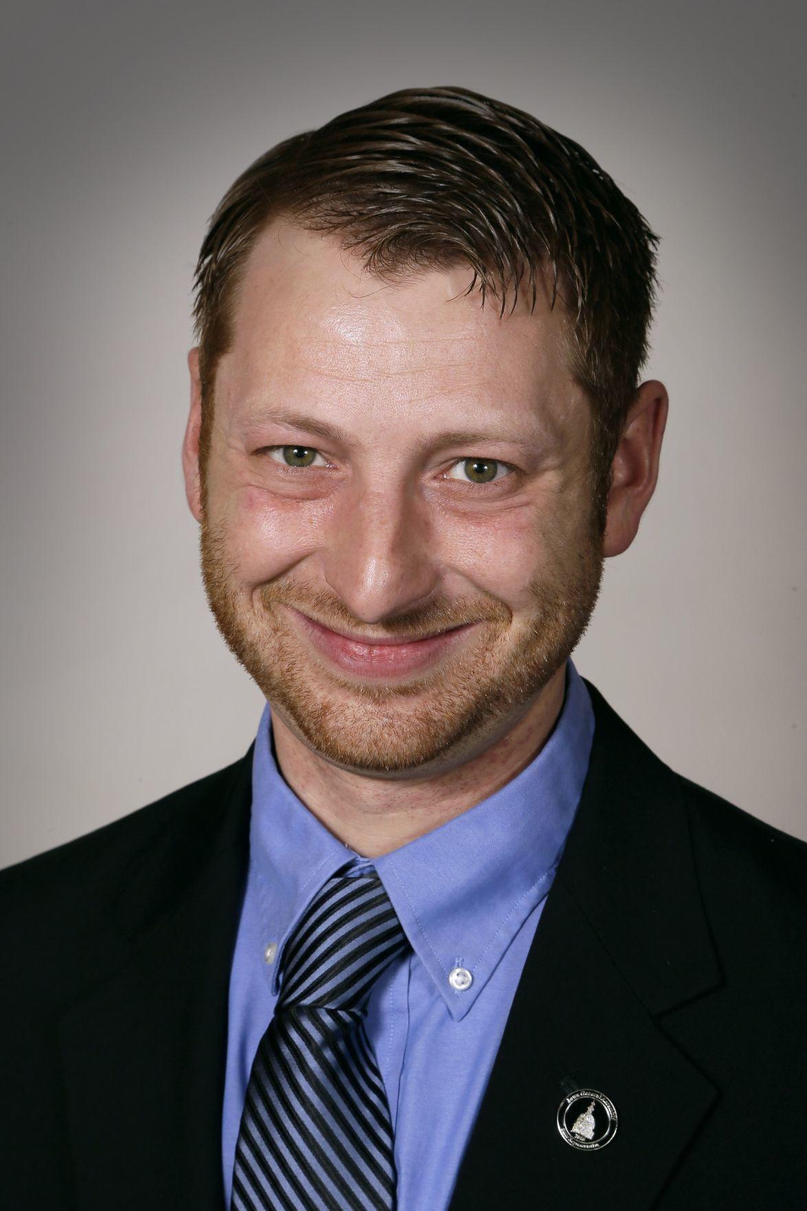 Iowa state Rep. Jarad Klein