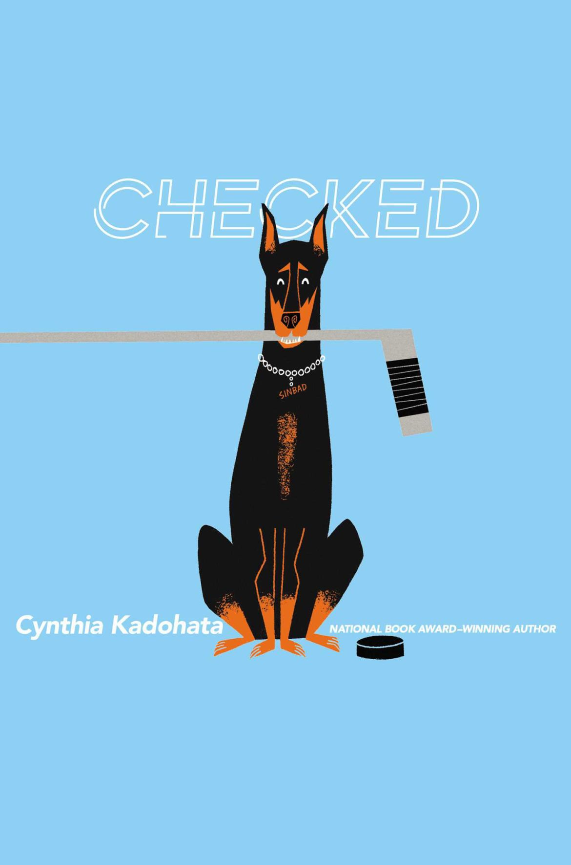 cf1daca4100 Checked  Is it a dog tale with hockey or a hockey tale about a dog ...