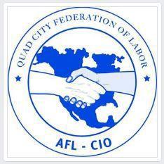 Quad-City Federation of Labor logo
