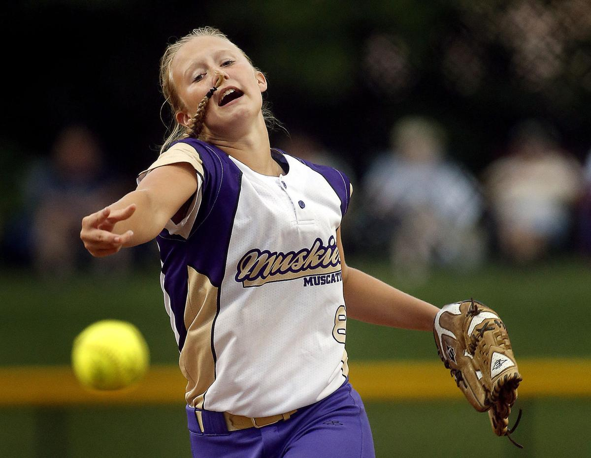 Outtakes: Muscatine softball