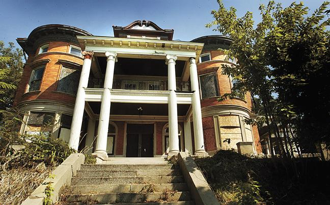 A grand Overview: Iconic mansion will be open for tours