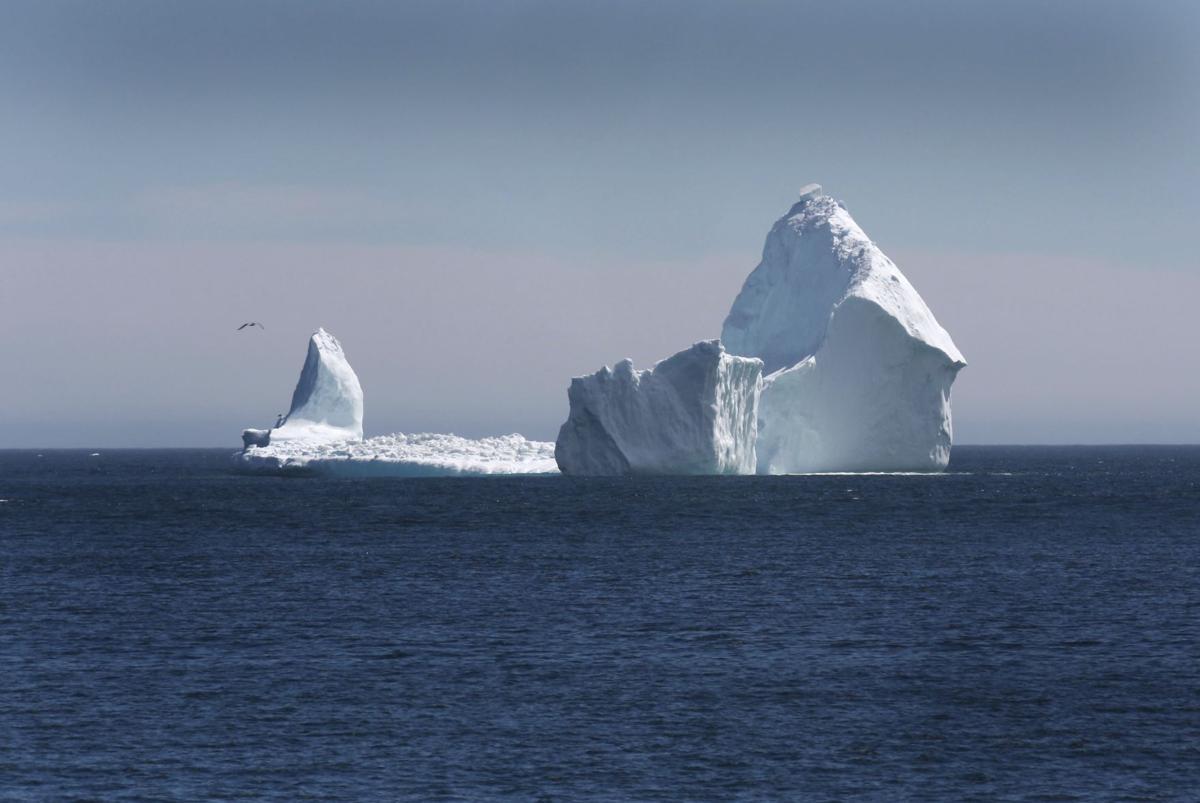 Iceberg Shipping Lanes