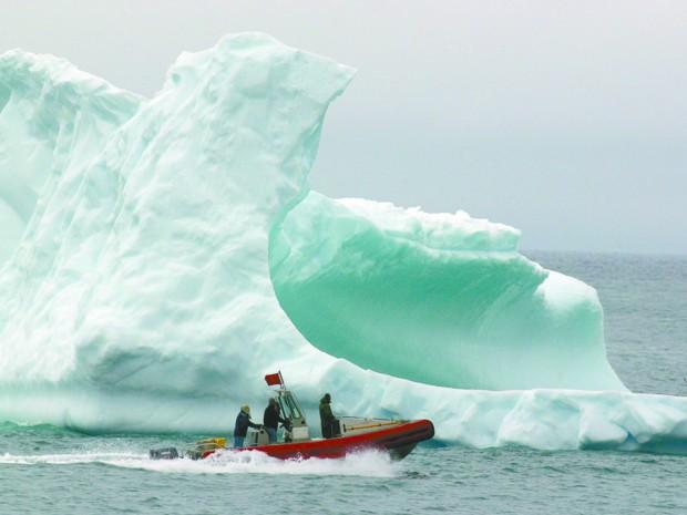 Burnham's Greenland Research