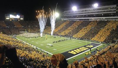 Iowa vs. Penn State