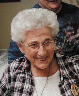 Gloria M. Harper January 27, 1921 -March 11, 2018