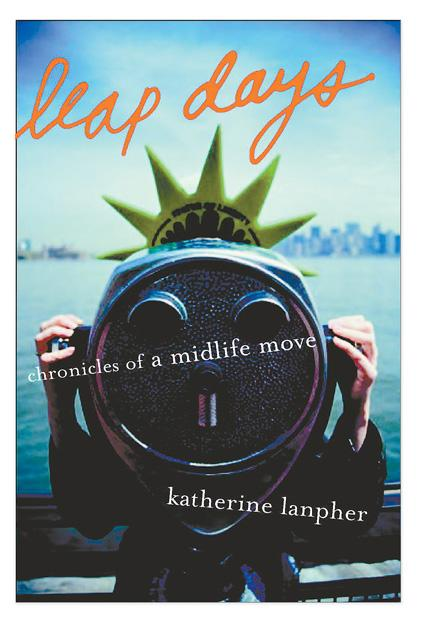 Moline native writes of her 'Leap'