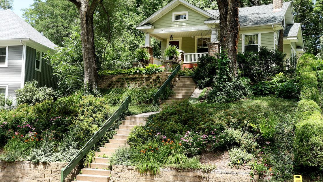 In love with their house on the Bix route | Home and Garden ...