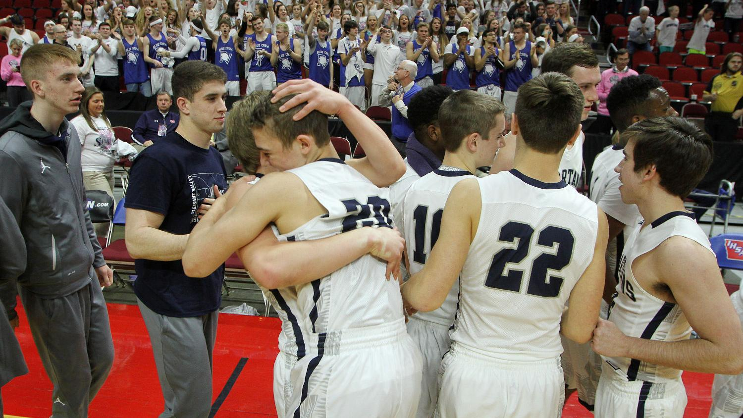 PV basketball: A season to remember | Bettendorf News ...