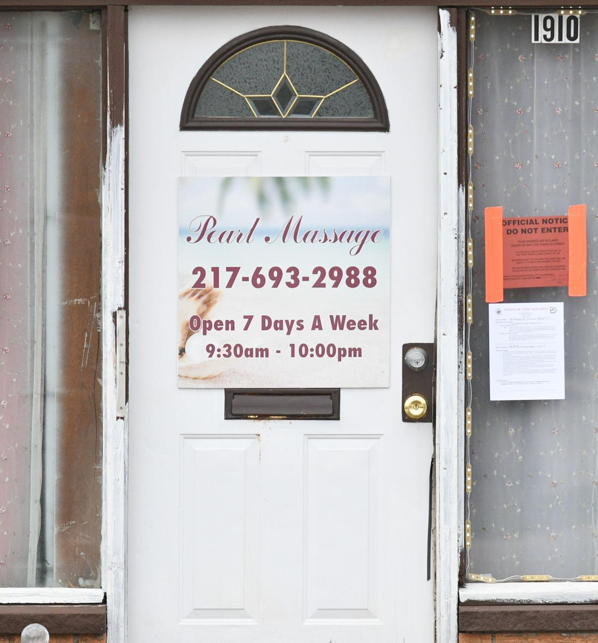 The seedy world of illicit Quad-City massage parlors: Police are