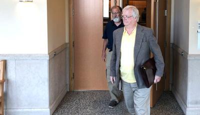Sandy Hook deniers leave court