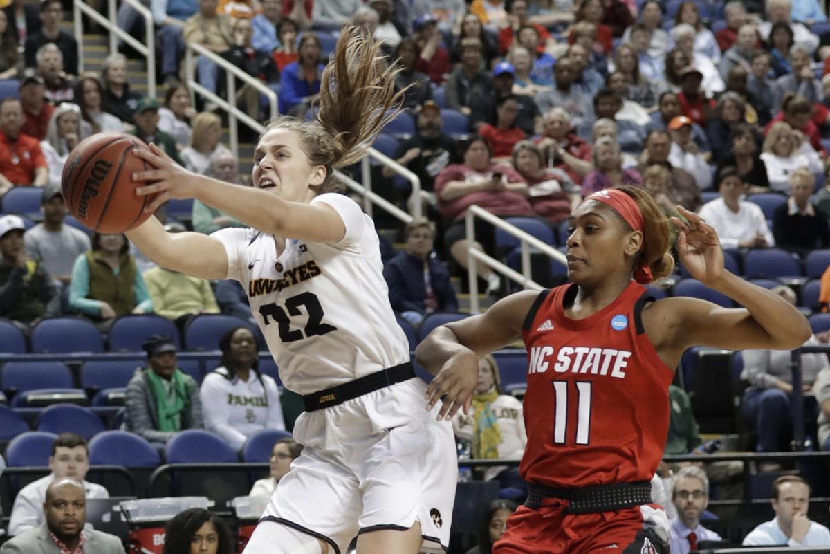 NC State Iowa Basketball