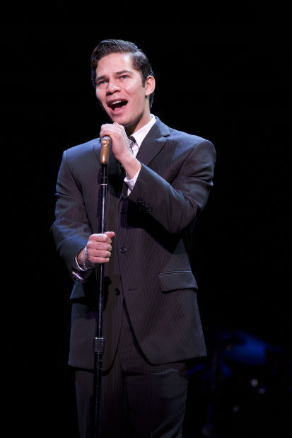 Actor Playing Frankie Valli Talks About Jersey Boys Fun And