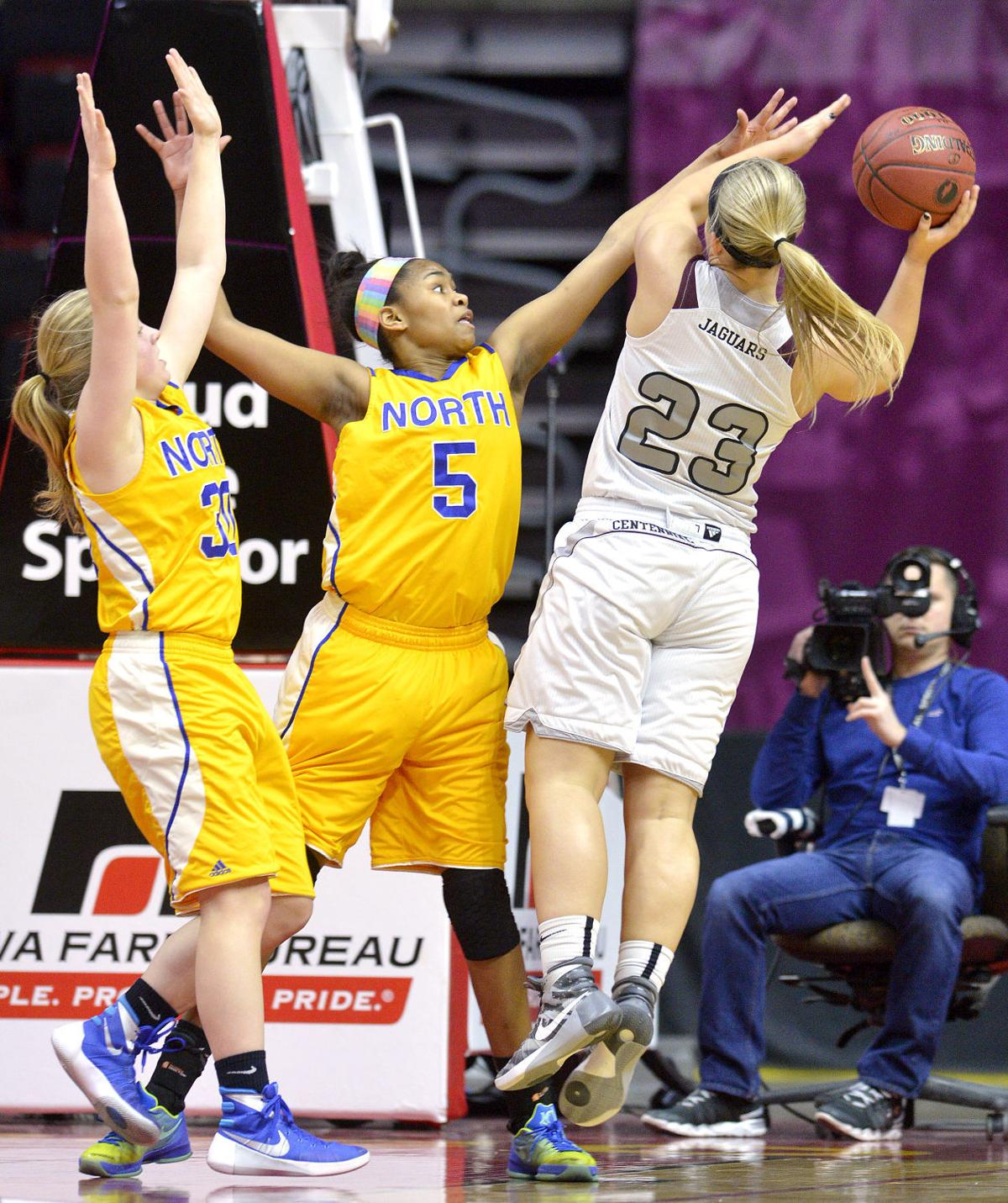 Davenport North vs Ankeny Centennial 2016 state basketball