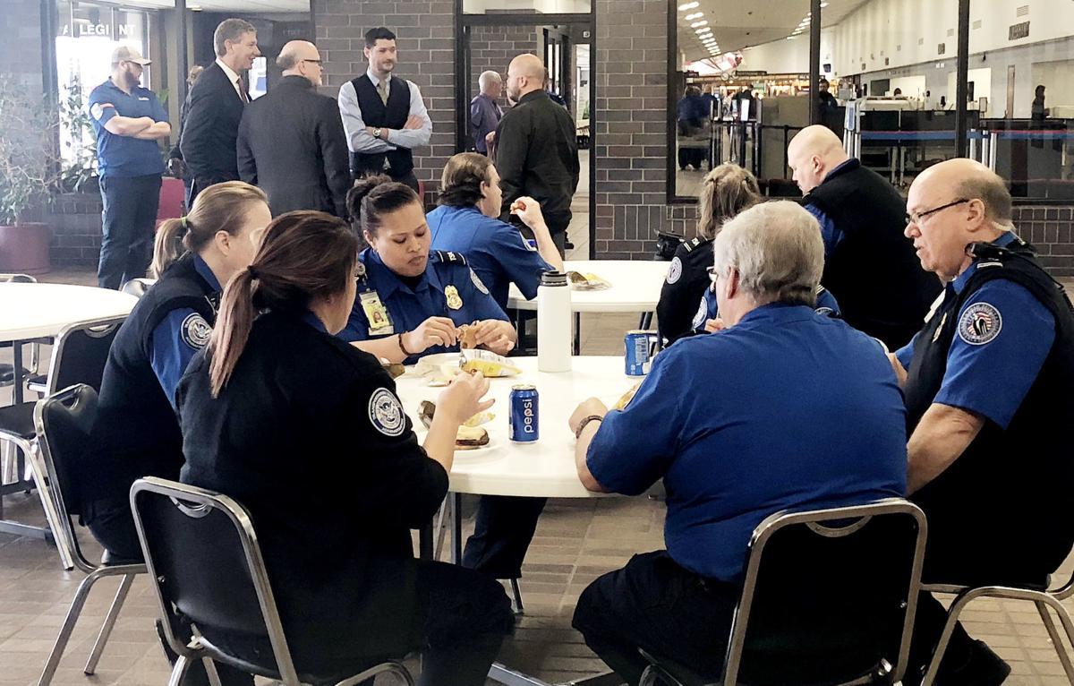 TSA officers