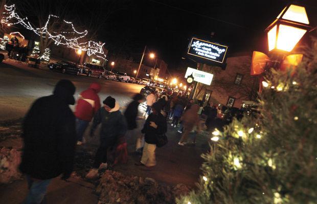 East Village Christmas Walk