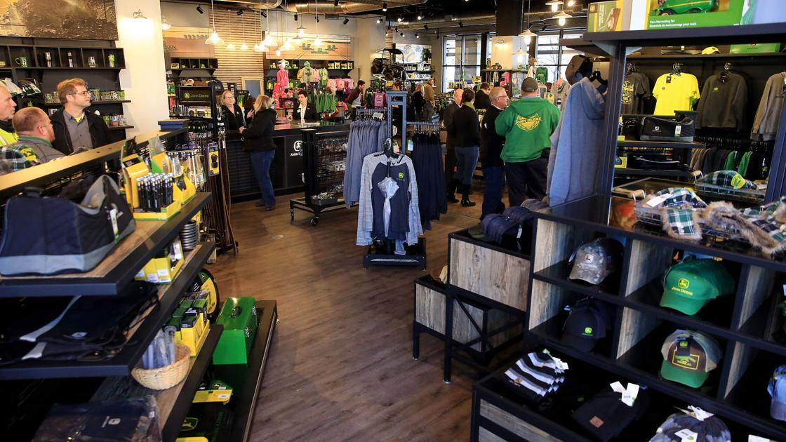 Buy And Sell Apps >> John Deere Store unveils remodeling | Economy | qctimes.com