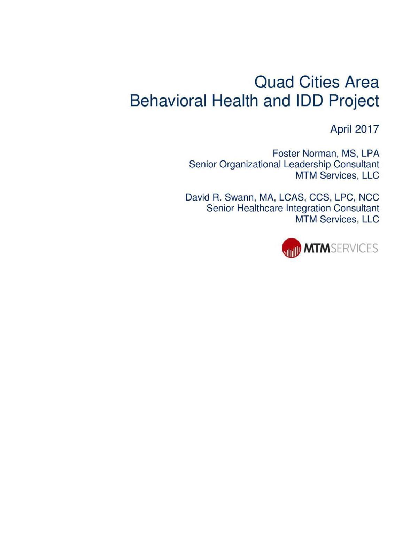 Mental Health Assessment Report Qctimes Com