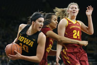 Iowa St Iowa Basketball