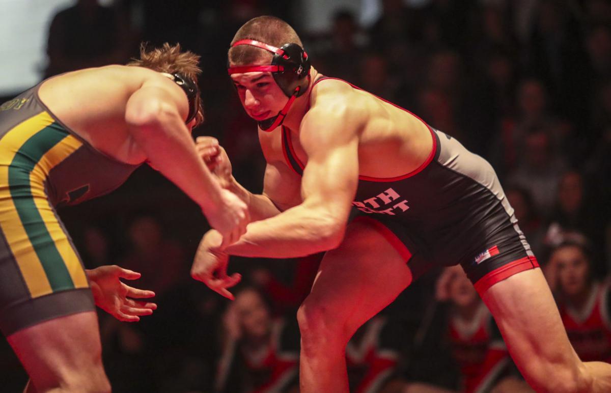 North Scott wrestling headed back to state | High School