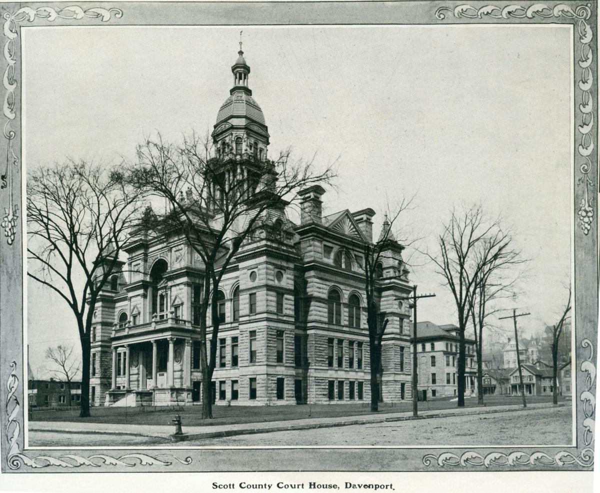 Scott County Courthouse