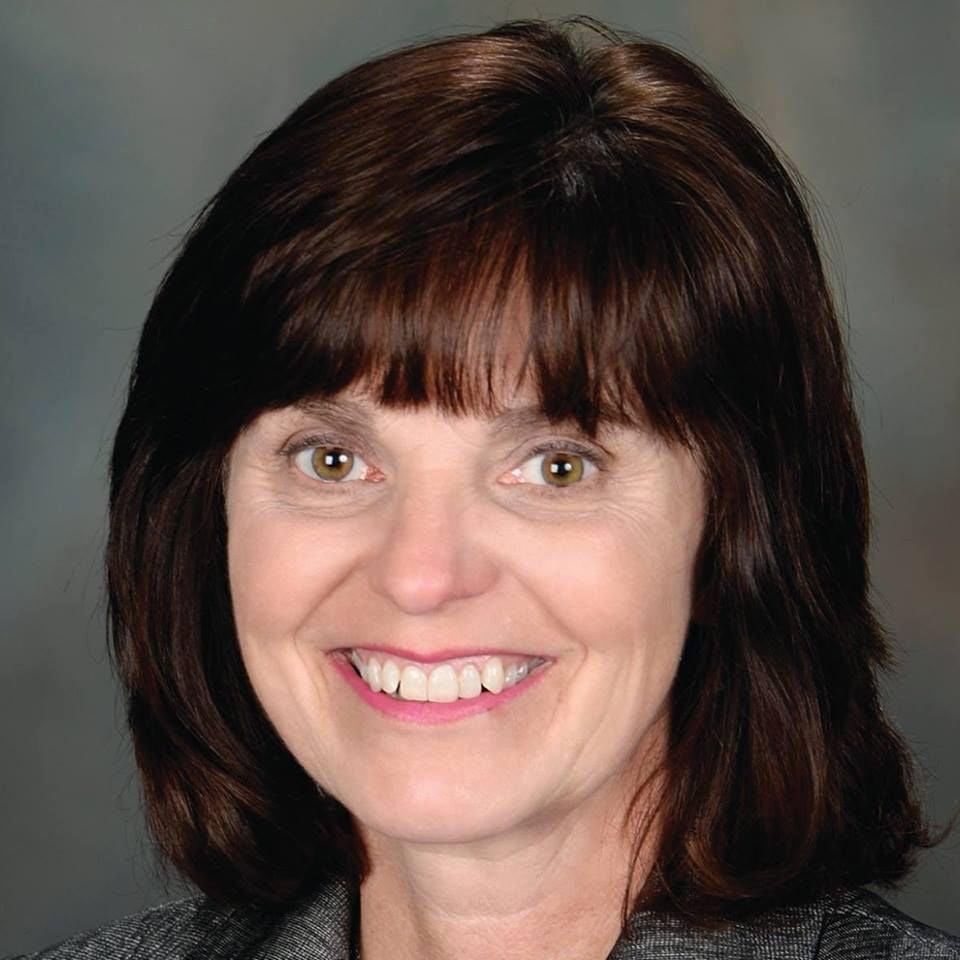 Rep. Sue Scherer, D-Decatur