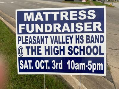 mattress sign
