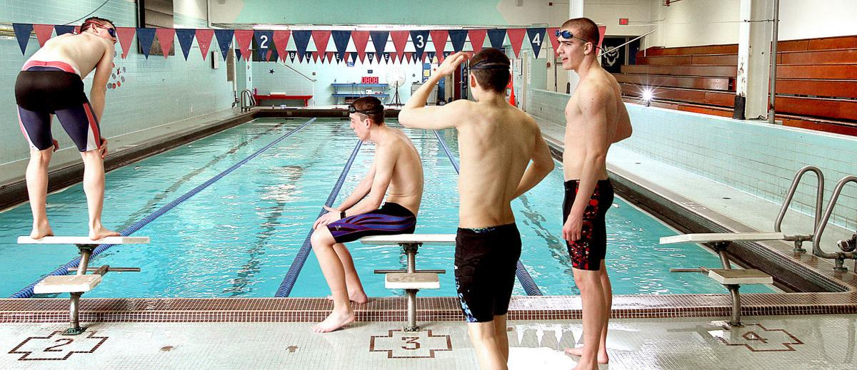 Central Swimmers Say So Long To Pool Local Education