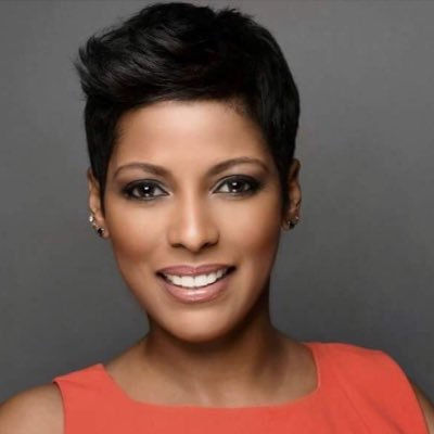 Tamron Hall, former MSNBC and Today Show anchor
