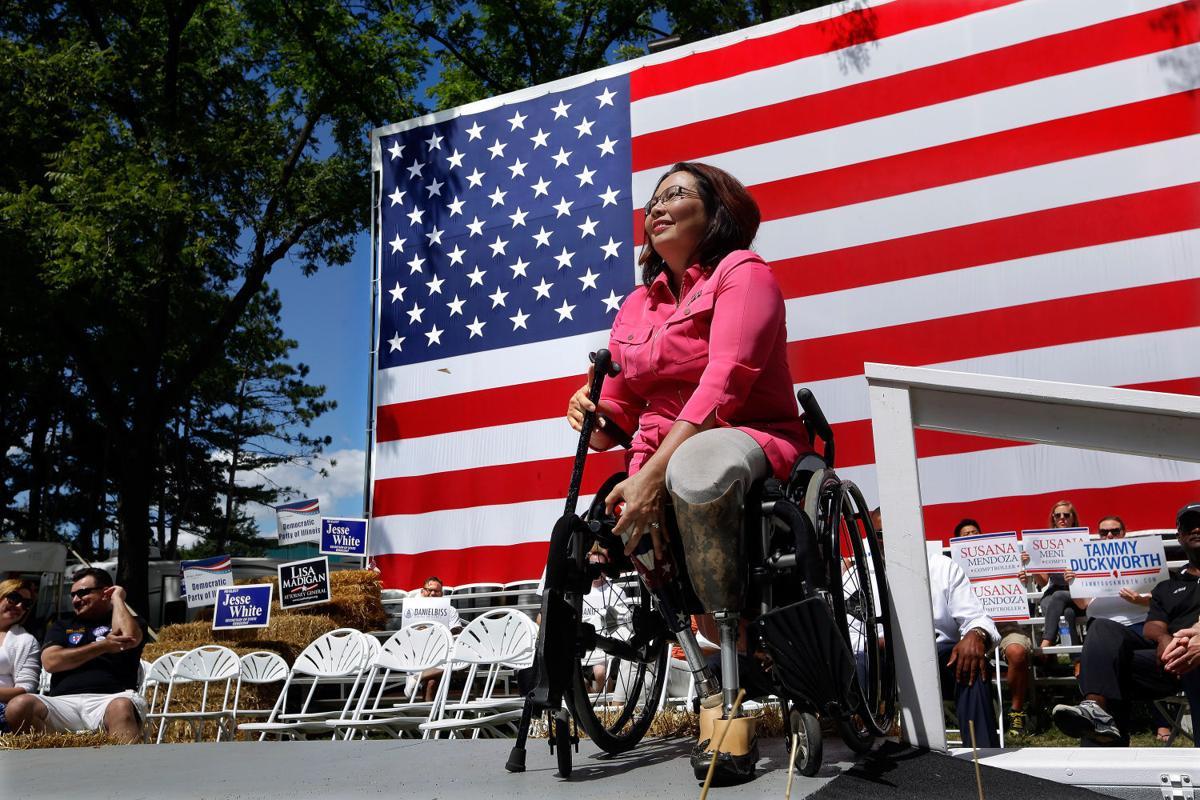 U.S. Rep. Tammy Duckworth