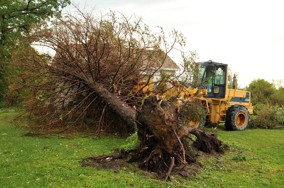 Storm damage- Scott