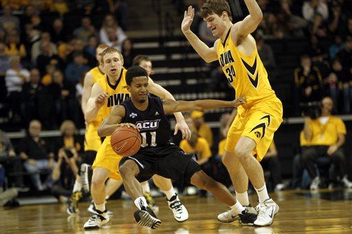 Abilene Christian Iowa Basketball