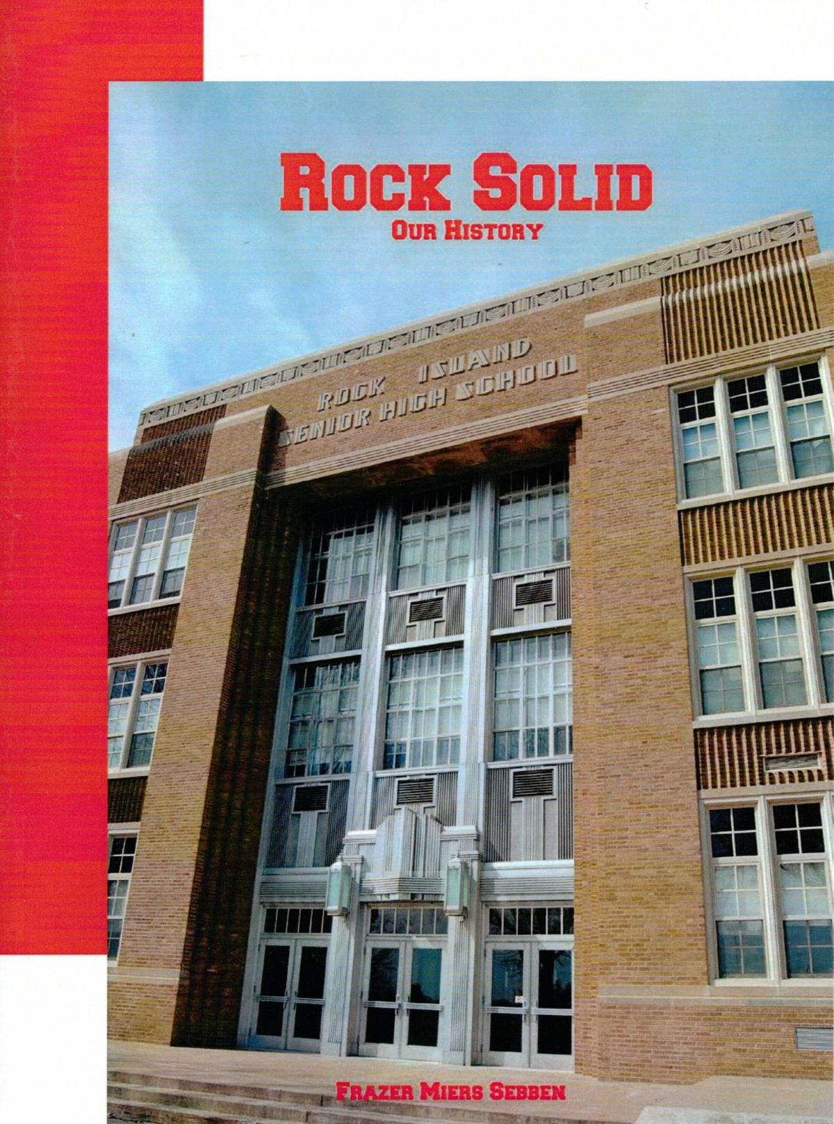 'Rock Solid: Our History' book jacket