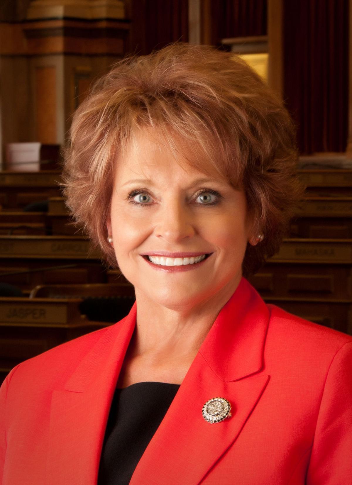 Iowa Rep. Linda Upmeyer