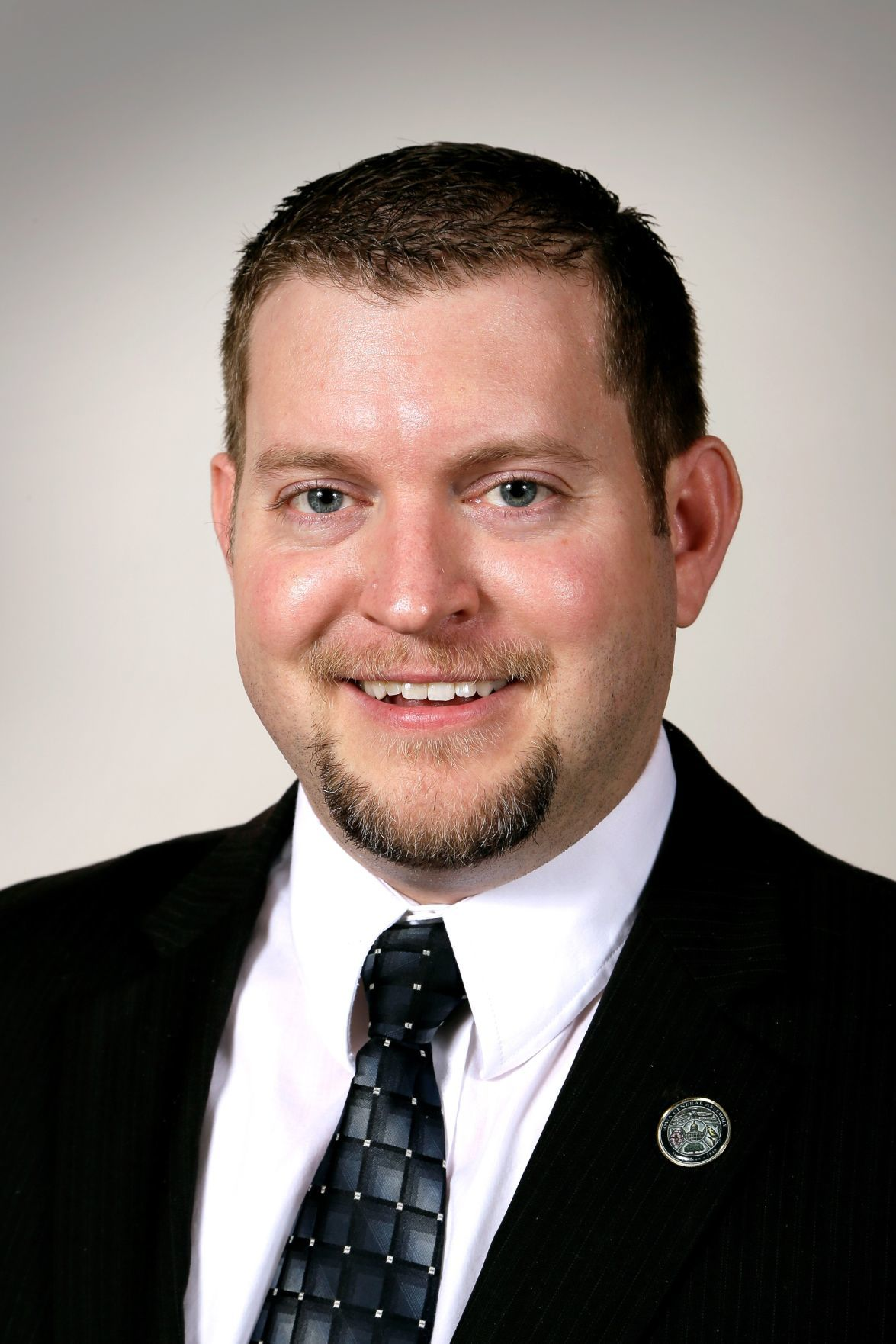 Iowa state Sen. Jake Chapman