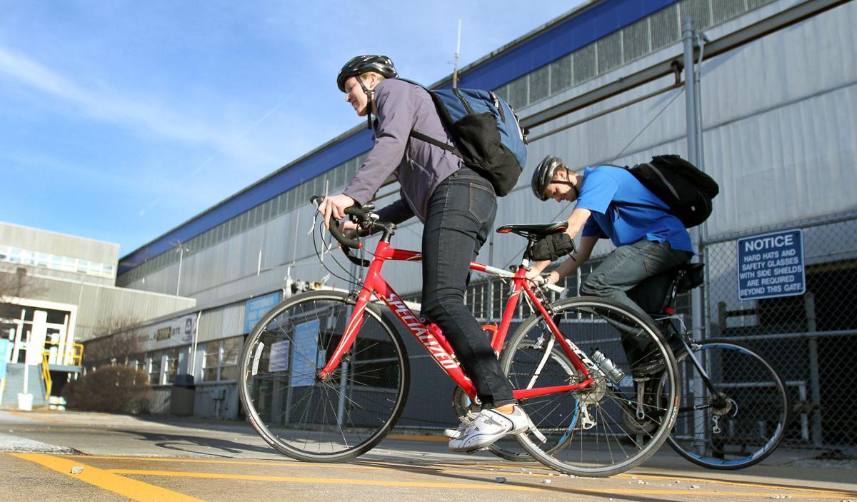 Bike-friendly biz