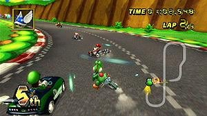 Mario Kart Wii Races To Winner S Circle Video Games And
