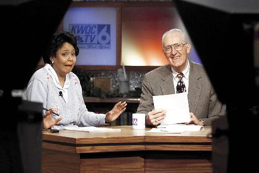Theresa Bryant and Charles King