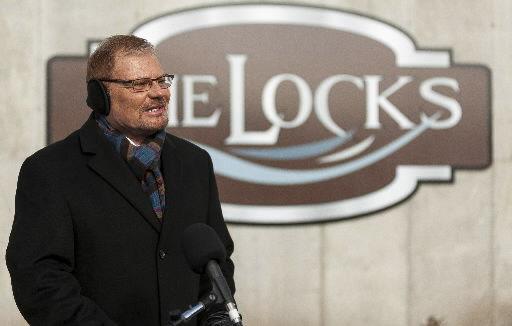 Brian Hollenback at The Locks RI