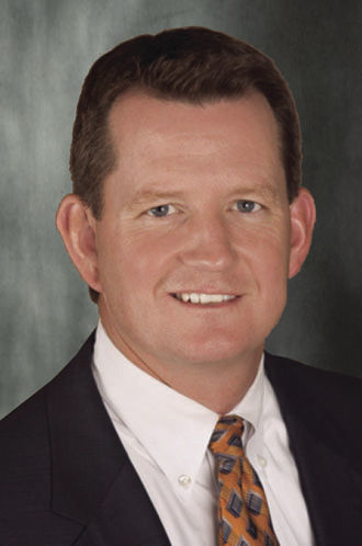 Lee Garlach, Fortress Bank chairman and CEO