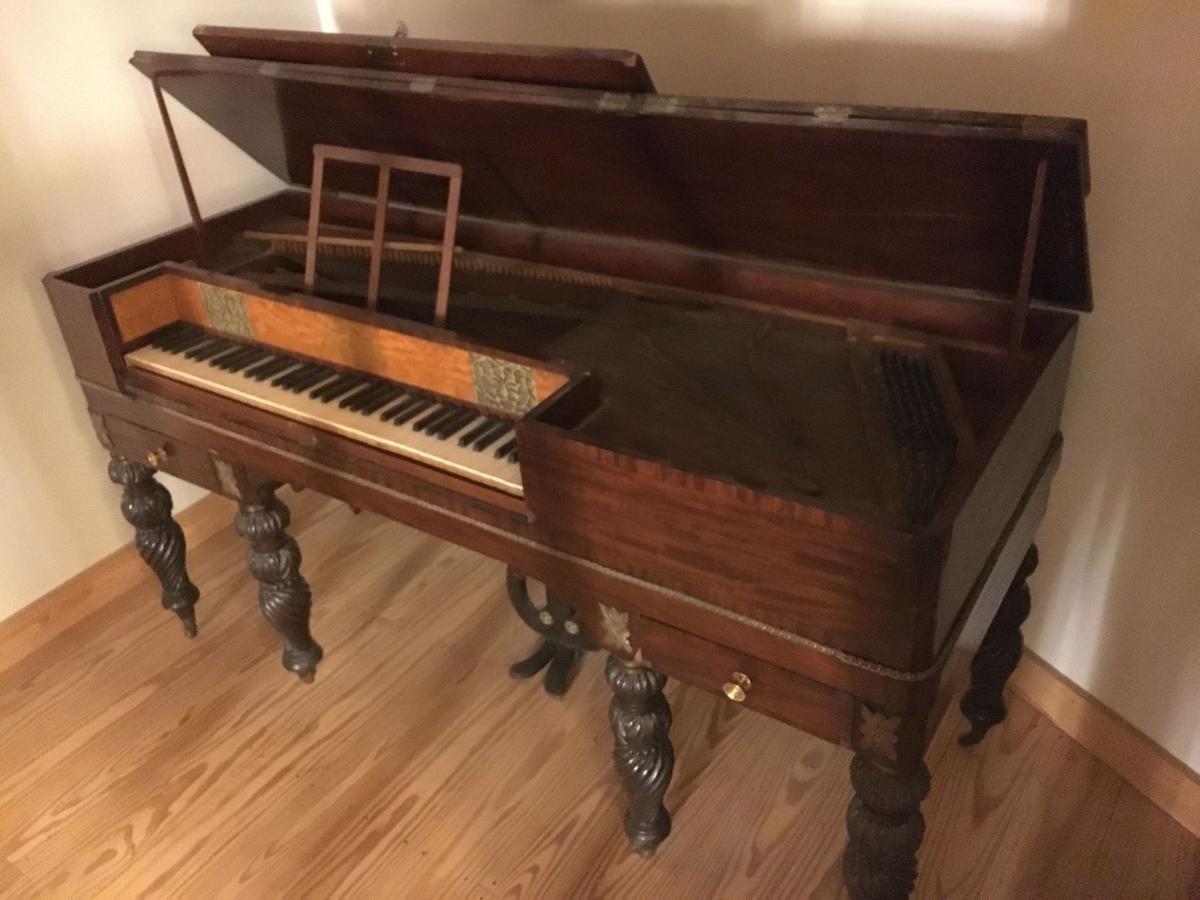 Davenport piano