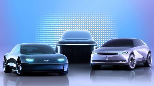 Hyundai Ioniq brand